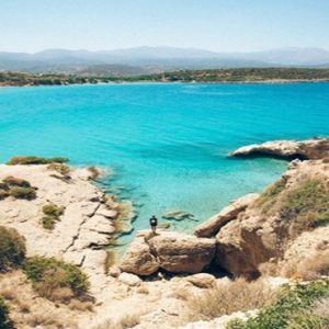 Greece Honeymoon Packages Blue Palace Resort And Spa Crete View