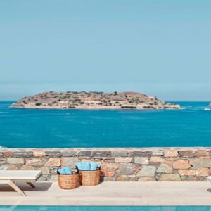 Greece Honeymoon Packages Blue Palace Resort And Spa Island Luxury Suite
