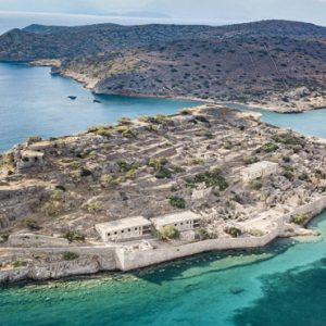 Greece Honeymoon Packages Blue Palace Resort And Spa Spinalonga Island