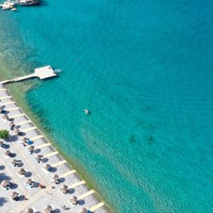 Greece Honeymoon Packages Blue Palace Resort And Spa The Blue Palace Beach