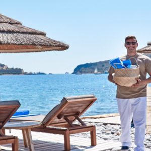 Greece Honeymoon Packages Blue Palace Resort And Spa The Haven Beach