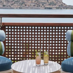 Greece Honeymoon Packages Blue Palace Resort And Spa Dining