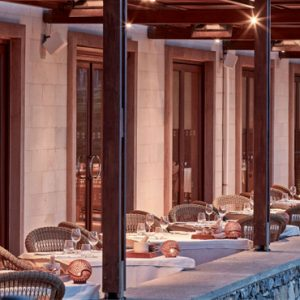 Greece Honeymoon Packages Blue Palace Resort And Spa Dining 12