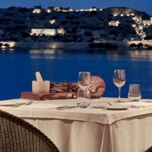 Greece Honeymoon Packages Blue Palace Resort And Spa Dining 13