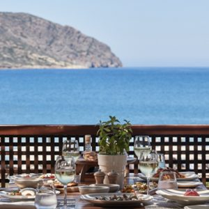 Greece Honeymoon Packages Blue Palace Resort And Spa Dining 14