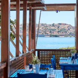 Greece Honeymoon Packages Blue Palace Resort And Spa Dining 3