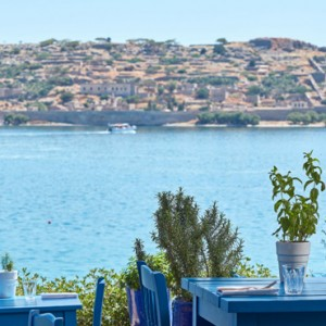 Greece Honeymoon Packages Blue Palace Resort And Spa Dining 4
