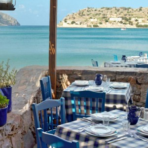 Greece Honeymoon Packages Blue Palace Resort And Spa Dining 5