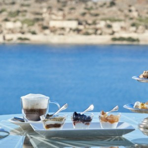 Greece Honeymoon Packages Blue Palace Resort And Spa Dining 6