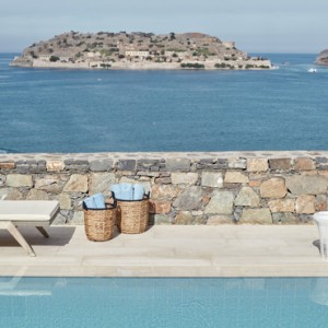 Greece Honeymoon Packages Blue Palace Resort And Spa Rooms