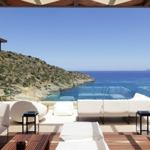 Greece Honeymoon Packages Daios Cove Greece Dining 8