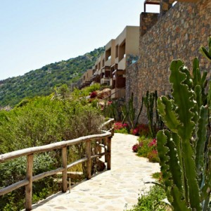 Greece Honeymoon Packages Daios Cove Greece Exterior