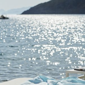 Greece Honeymoon Packages Daios Cove Greece Ocean