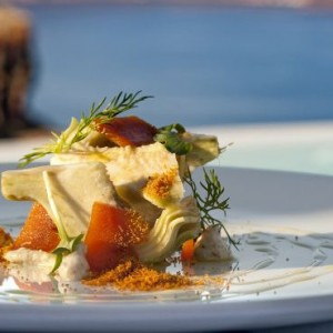 Greece Honeymoon Packages Grace Santorini Dining 9