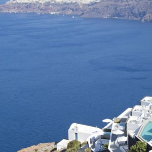 Greece Honeymoon Packages Grace Santorini Exterior