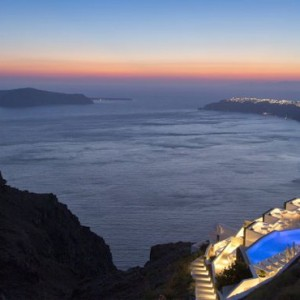 Greece Honeymoon Packages Grace Santorini Exterior 2
