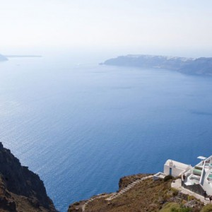 Greece Honeymoon Packages Grace Santorini Exterior 3