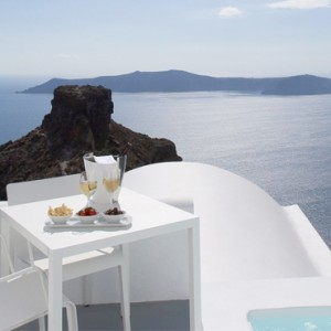 Greece Honeymoon Packages Grace Santorini Honeymoon Suite