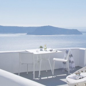 Greece Honeymoon Packages Grace Santorini Junior Suite