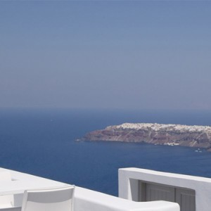 Greece Honeymoon Packages Grace Santorini Junior Suite With Plunge Pool 7