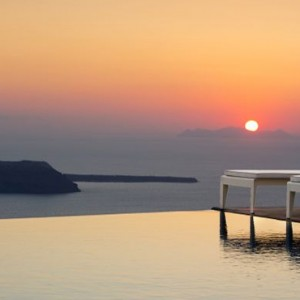Greece Honeymoon Packages Grace Santorini Pool 3