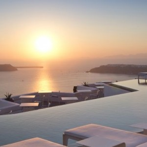 Greece Honeymoon Packages Grace Santorini Pool 4