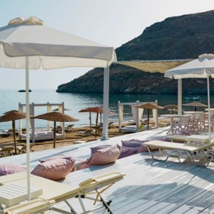 Greece Honeymoon Packages Lindos Blu Hotel Beach 5