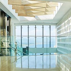 Greece Honeymoon Packages Lindos Blu Hotel Interior