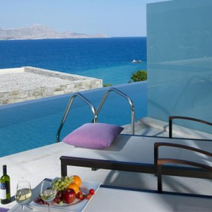 Greece Honeymoon Packages Lindos Blu Hotel Junior Suite With Shared Pool 2