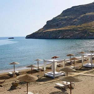 Greece Honeymoon Packages Lindos Blu Hotel Location 2
