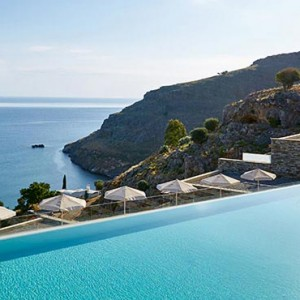 Greece Honeymoon Packages Lindos Blu Hotel Pool 2