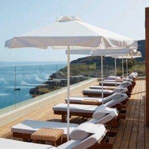 Greece Honeymoon Packages Lindos Blu Hotel Pool 4