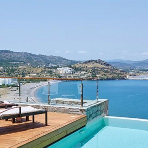 Greece Honeymoon Packages Lindos Blu Hotel Villa 3