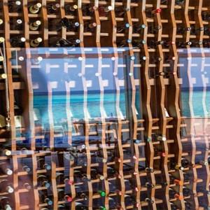 Hurawalhi Island - Luxury Maldives Honeymoon Packages - Wine cellar