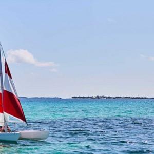 Hurawalhi Island - Luxury Maldives Honeymoon Packages - Yacht