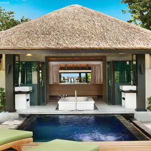JA Manafaru - Luxury Maldives Honeymoon Packages - Beach Bungalows with Private Pools exterior1