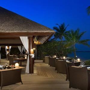 JA Manafaru - Luxury Maldives Honeymoon Packages - Ocean Grill