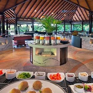 JA Manafaru - Luxury Maldives honeymoon packages - Kakuni buffet