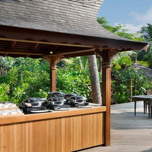JA Manafaru - Luxury Maldives honeymoon packages - Kakuni outdoor