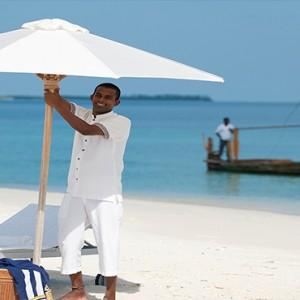 JA Manafaru - Luxury Maldives honeymoon packages - castaway island beach