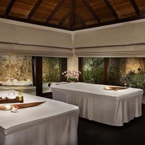 JA Manafaru - Luxury Maldives honeymoon packages - couple spa treatment