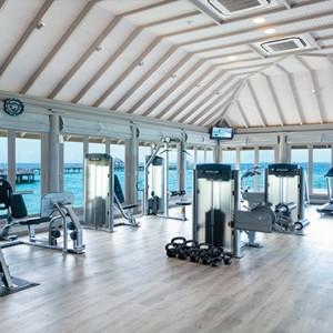 JA Manafaru - Luxury Maldives honeymoon packages - fitness