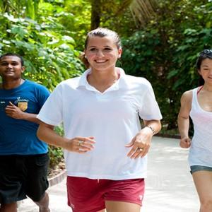 JA Manafaru - Luxury Maldives honeymoon packages - running