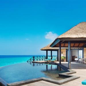 JA Manafaru - Luxury Maldives honeymoon packages - villa exterior