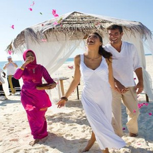 JA Manafaru - Luxury Maldives honeymoon packages - wedding