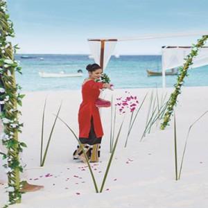 JA Manafaru - Luxury Maldives honeymoon packages - wedding1
