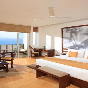 Jetwing Sea - Luxury Sri Lanka Honeymoon Packages - Deluxe room