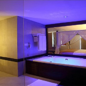 Jetwing Sea - Luxury Sri Lanka Honeymoon Packages - Suite bathroom