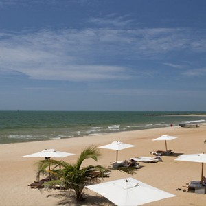 Jetwing Sea - Luxury Sri Lanka Honeymoon Packages - beach
