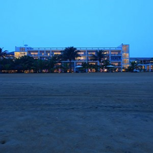 Jetwing Sea - Luxury Sri Lanka Honeymoon Packages - hotel exterior